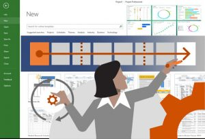 Kursus Microsoft Project (Asas dan Pertengahan)