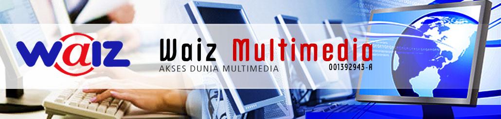 Waiz Multimedia - Kursus Komputer